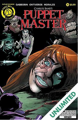 Puppet Master #11