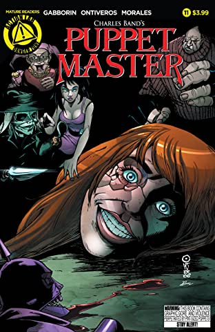 Puppet Master #11