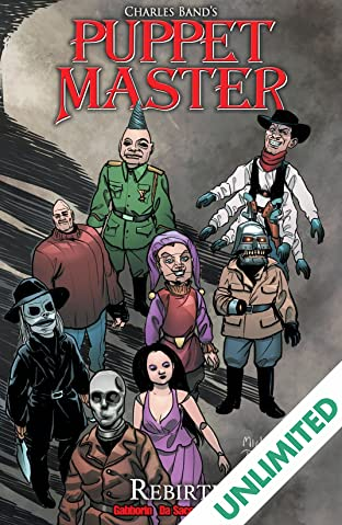 Puppet Master Vol. 2: Rebirth