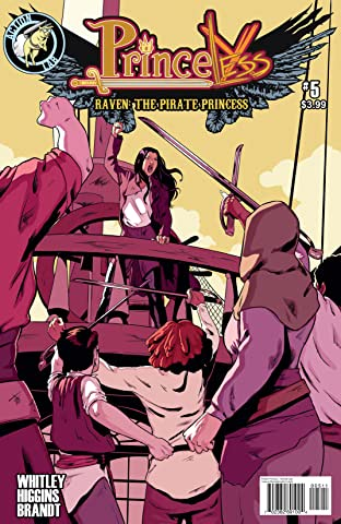 Princeless- Raven: The Pirate Princess #5