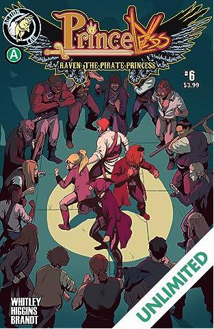 Princeless- Raven: The Pirate Princess #6