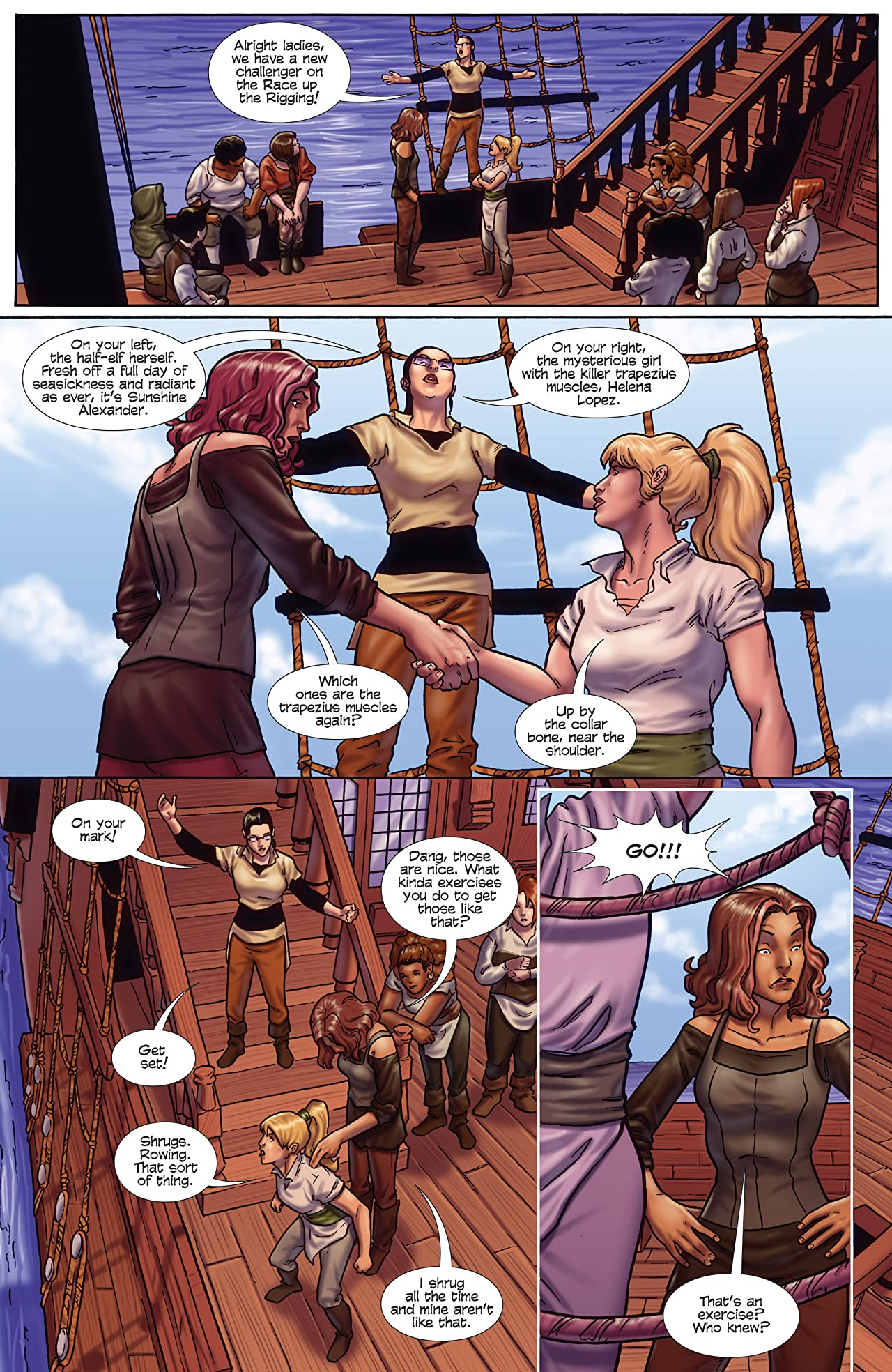 Princeless- Raven: The Pirate Princess #6