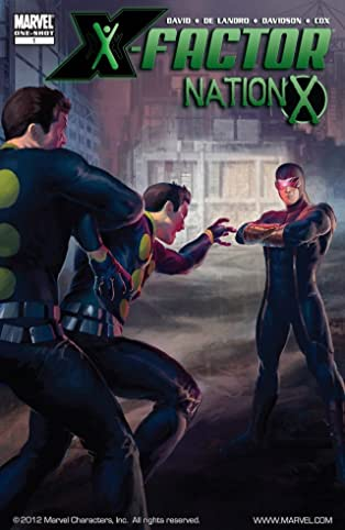 Nation X: X-Factor #1