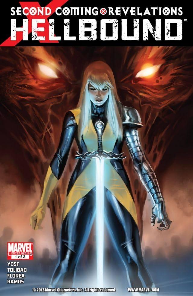 X-Men: Hellbound #1 (of 3)