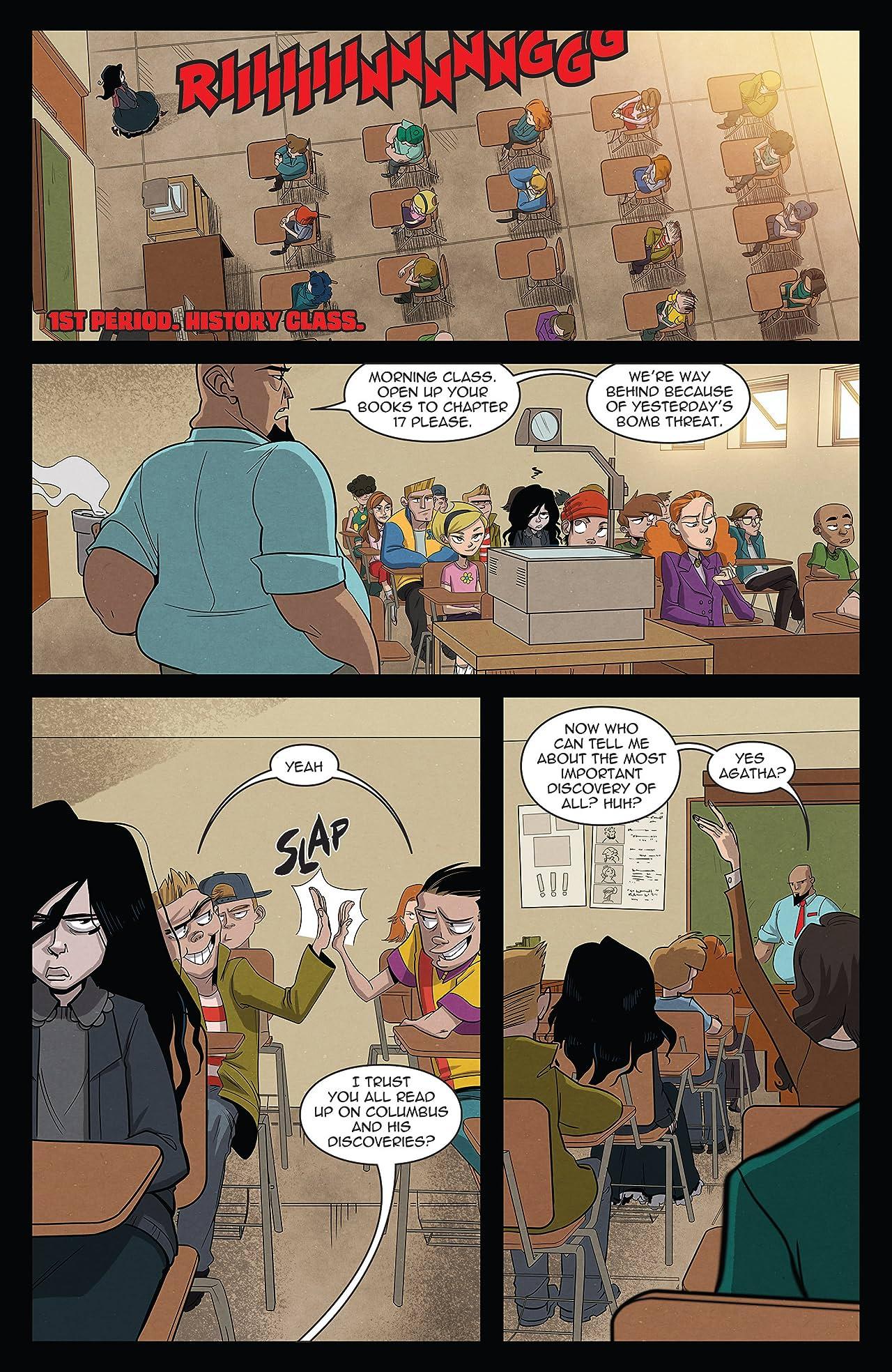 Zombie Tramp #18