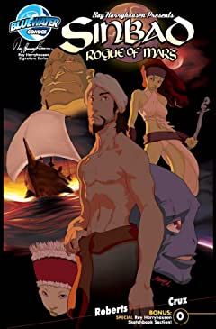 Ray Harryhausen Presents: Sinbad - Rogue of Mars #0