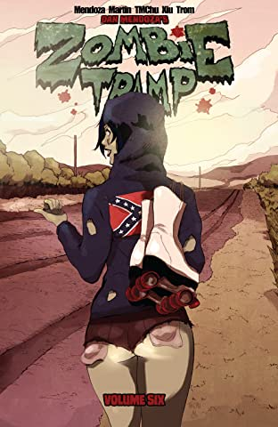 Zombie Tramp Tome 6: Unholy Tales of the Dirty South