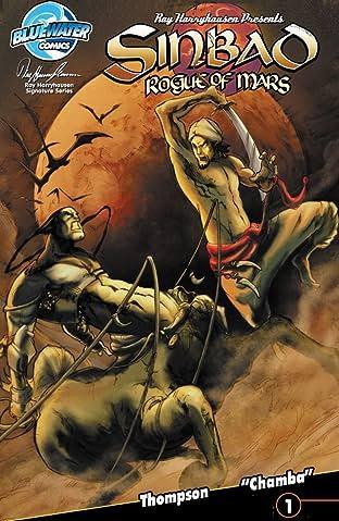 Ray Harryhausen Presents: Sinbad - Rogue of Mars #1
