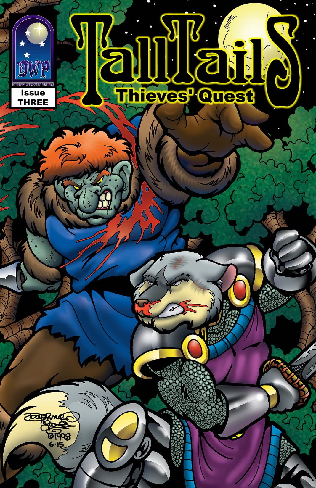 Tall Tails: Thieves' Quest #3