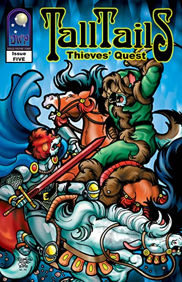 Tall Tails: Thieves' Quest #5