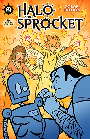 Halo and Sprocket #2