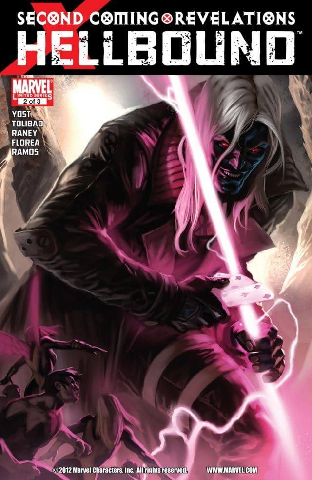 X-Men: Hellbound #2 (of 3)