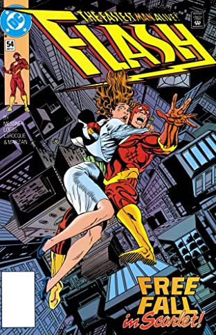 The Flash (1987-2009) #54