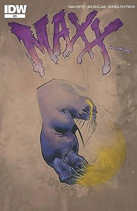 The Maxx: Maxximized #25