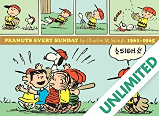 Peanuts Every Sunday Vol. 3: 1961-1965