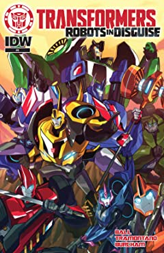 Transformers: Robots In Disguise Animated (2015-2016) #4