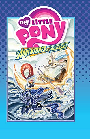My Little Pony: Adventures In Friendship Vol. 4