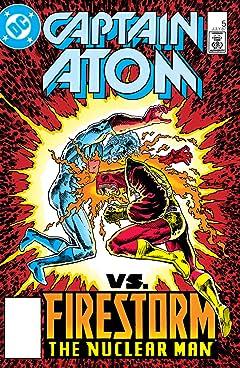 Captain Atom (1986-1991) No.5
