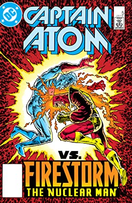 Captain Atom (1986-1991) No.5