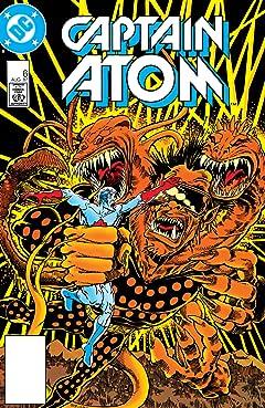 Captain Atom (1986-1991) No.6