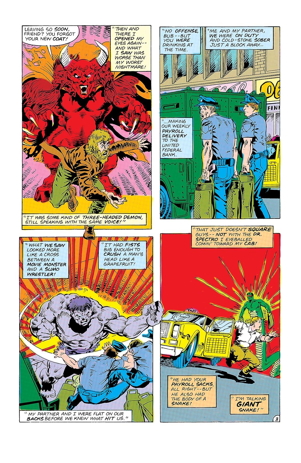 Captain Atom (1986-1991) #6