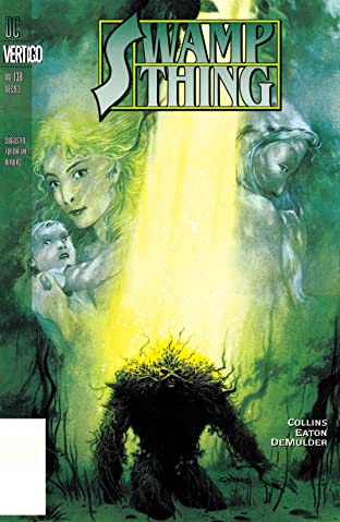 Swamp Thing (1982-1996) #138