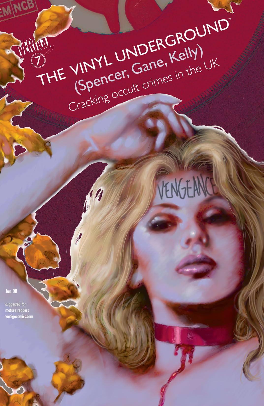 The Vinyl Underground (2007-2008) #7