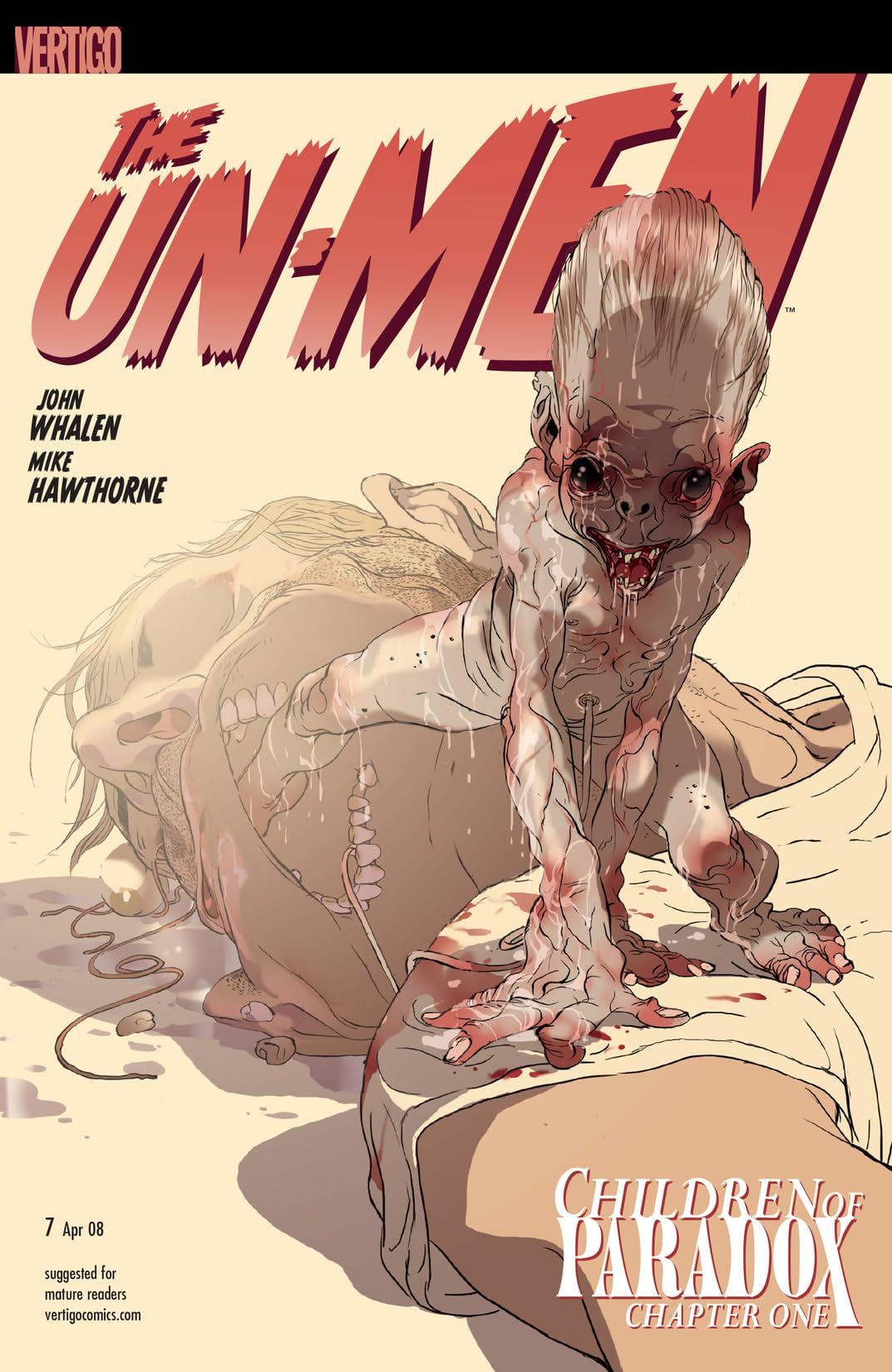 The Un-Men (2007-2008) No.7