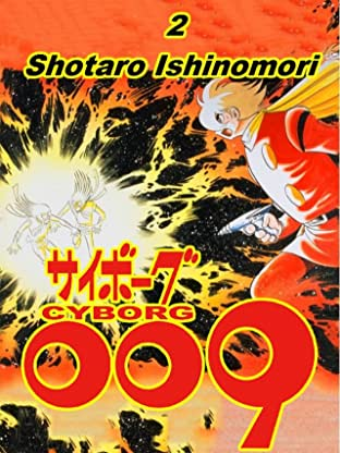 Cyborg 009 Vol. 2