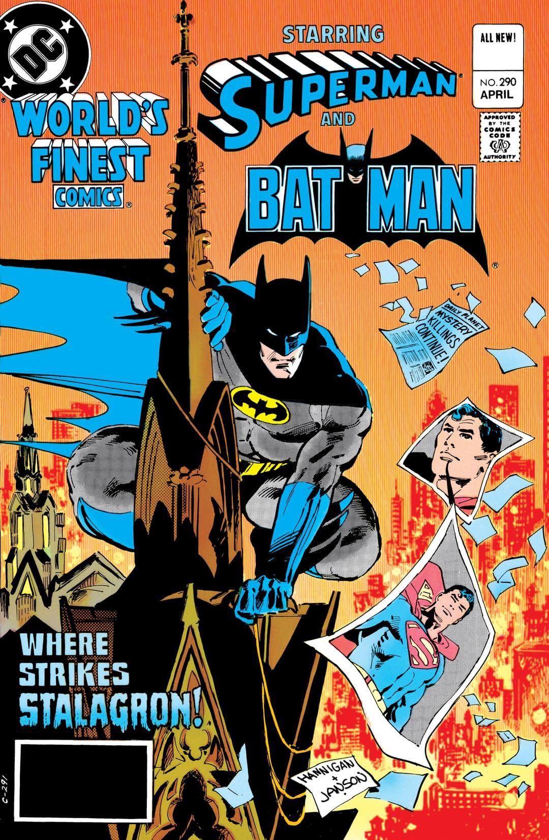 World's Finest Comics (1941-1986) #290