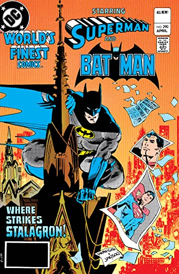Worlds Finest Comics 1941 1986 290