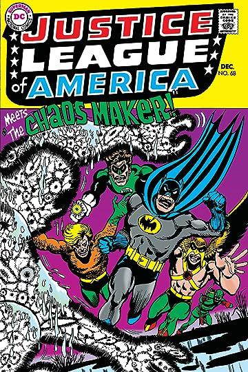 Justice League of America (1960-1987) #68
