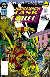 Justice League Task Force (1993-1996) #6