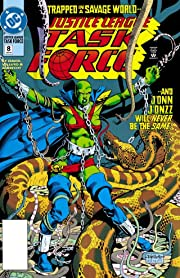 Justice League Task Force (1993-1996) #8