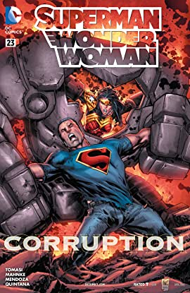 Superman/Wonder Woman (2013-2016) #23