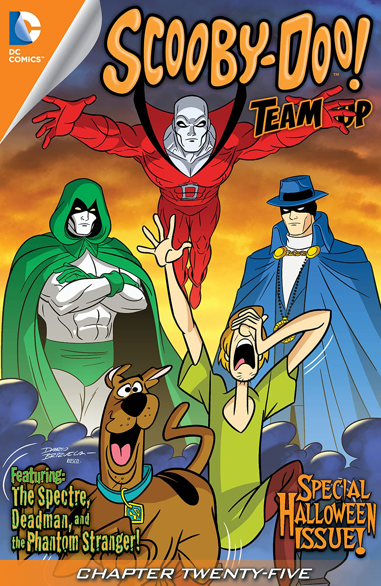 Scooby-Doo Team-Up (2013-) #25