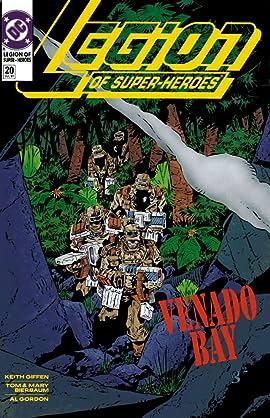Legion of Super-Heroes (1989-2000) #20