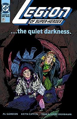 Legion of Super-Heroes (1989-2000) #21