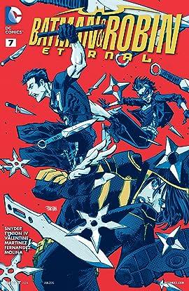 Batman & Robin Eternal (2015-2016) #7