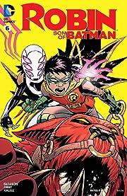 Robin: Son of Batman (2015-2016) #6