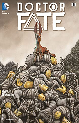Doctor Fate (2015-2016) #6