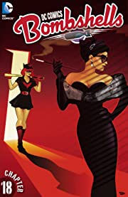 DC Comics: Bombshells (2015-2017) #18