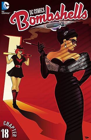 DC Comics: Bombshells (2015-) #18