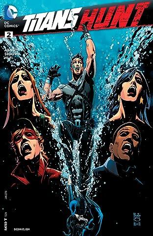 Titans Hunt (2015-) #2