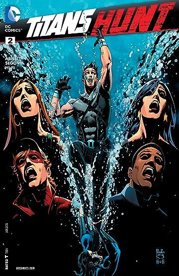 Titans Hunt (2015-2016) #2