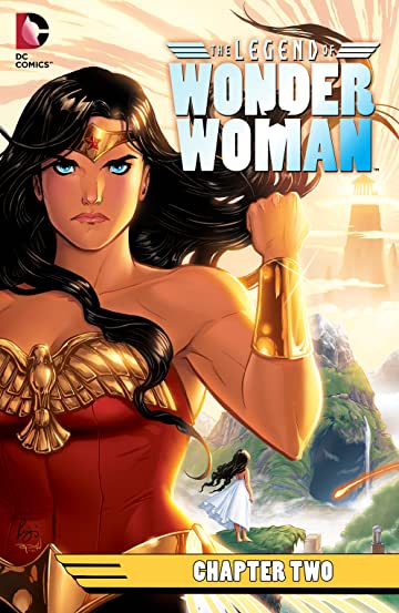 The Legend of Wonder Woman (2015-2016) #2