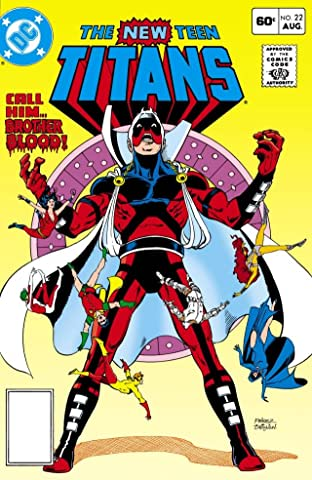 New Teen Titans (1980-1988) #22