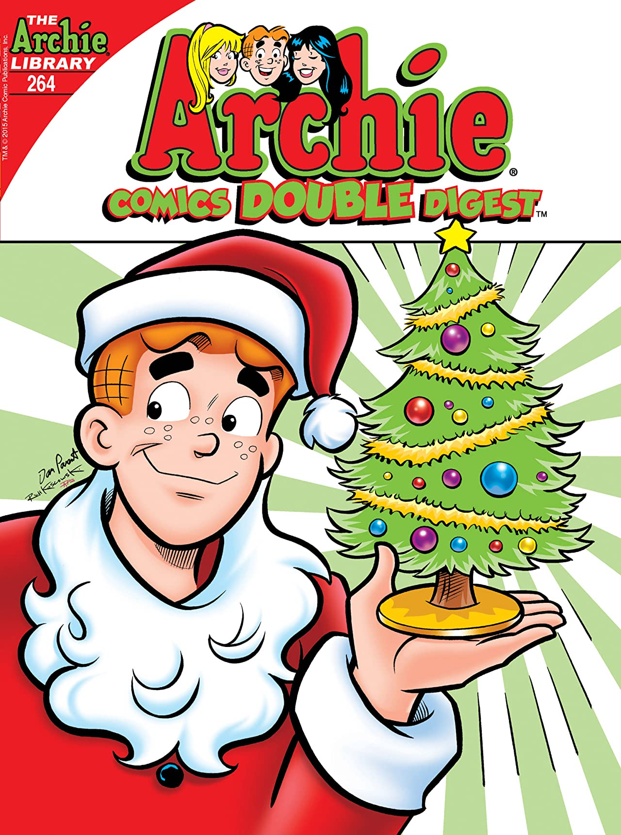 Archie Comics Double Digest #264