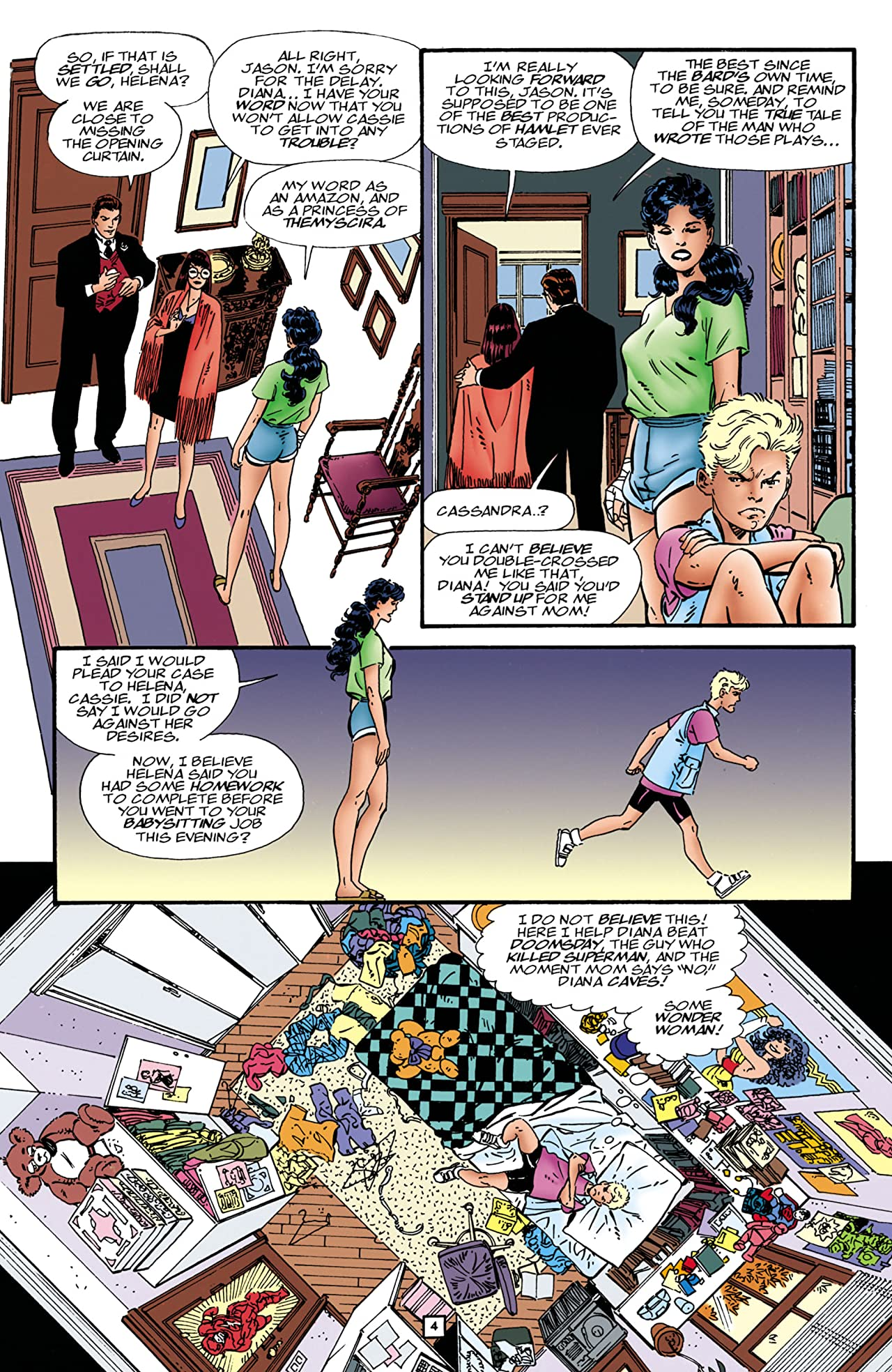 Wonder Woman (1987-2006) #113