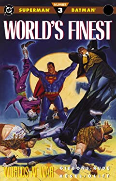 World's Finest (1990) #3 (of 3)
